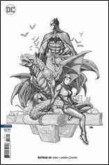 Batman #48 Preview Cover - Coipel Variant