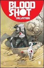Bloodshot Salvation #10 Cover A - Rocafort