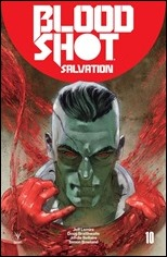 Bloodshot Salvation #10 Cover B - Guedes
