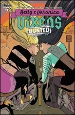 Betty & Veronica: Vixens #7 Cover A - Vaughn