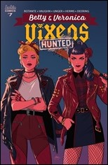 Betty & Veronica: Vixens #7 Cover C - Mok