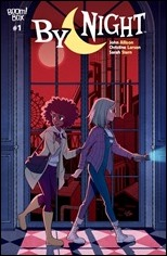 By Night #1 Cover - Unlocked Retailer Variant