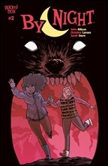 By Night #2 Cover
