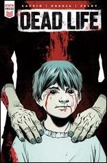 Dead Life #1 Cover - Norton