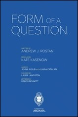 Form Of A Question OGN Credits 1