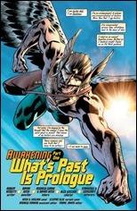 Hawkman #1 Preview 1