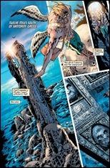 Hawkman #1 Preview 2