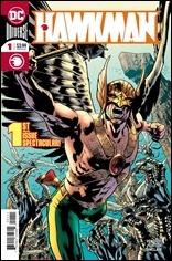 Hawkman #1 Cover