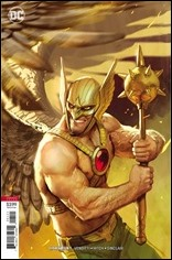 Hawkman #1 Cover - Sejic Variant