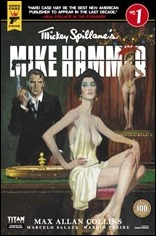 Mickey Spillane's Mike Hammer #1 Cover A - McGinnis