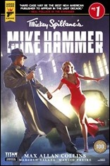 Mickey Spillane's Mike Hammer #1 Cover B - Ronald
