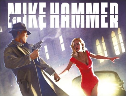 Mickey Spillanes Mike Hammer 1 Cover B thumb