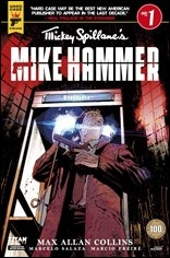 Mickey Spillane's Mike Hammer #1 Cover C - Chater