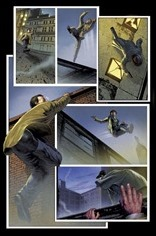 Mickey Spillane's Mike Hammer #1 Preview 3