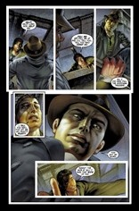 Mickey Spillane's Mike Hammer #1 Preview 4