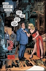 Plastic Man #1 Preview 1