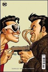 Plastic Man #1 Cover - Connor & Johnson Variant