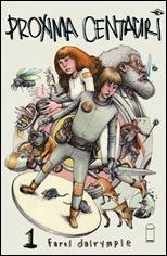 Proxima Centauri #1 Cover