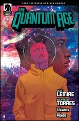 Quantum Age: From The World Of Black Hammer #1 Cover - Ward Variant