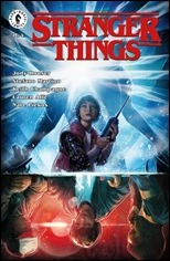 Stranger Things #1 Cover - Briclot