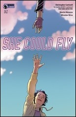 She Could Fly #1 Cover