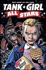 Tank Girl All Stars #1 Cover C - Wahl