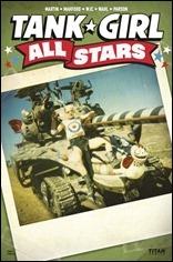 Tank Girl All Stars #1 Cover D - Photo