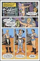 Tank Girl All Stars #1 Preview 1
