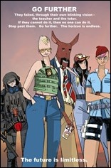 Tank Girl All Stars #1 Preview 3