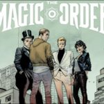 Preview: The Magic Order #1 by Millar & Coipel (Image)