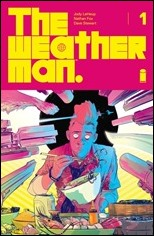 The Weatherman #1 Cover
