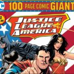Walmart Exclusive DC Comics 100-Page Giant Anthology Series Begins July 1st
