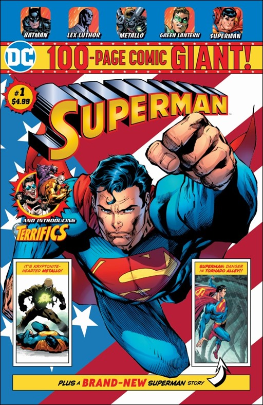 Superman 100-Page Giant #1