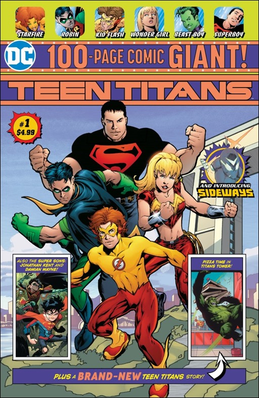 Teen Titans 100-Page Giant #1