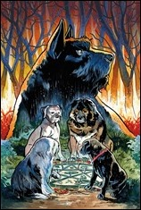 Beasts of Burden: Wise Dogs And Eldritch Men #1 Cover