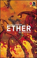 Ether: Copper Golems #3 Cover