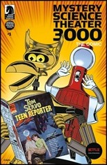 Mystery Science Theater 3000 #1 Cover - Vance Variant