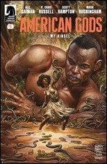 American Gods: My Ainsel #5 Cover - Fabry