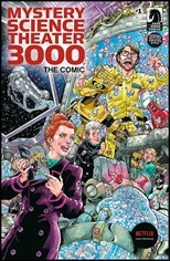 Mystery Science Theater 3000 #1 Cover A
