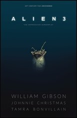 William Gibson's Alien 3 #1 Cover