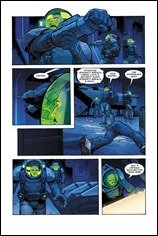 William Gibson's Alien 3 #1 First Look Preview 4