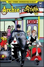 Archie Meets Batman '66 #2 Cover - Allred