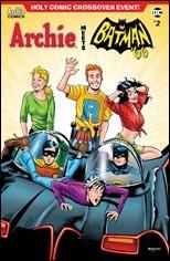 Archie Meets Batman '66 #2 Cover - Burchett