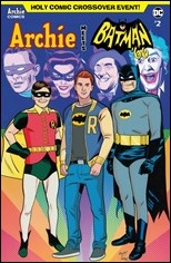 Archie Meets Batman '66 #2 Cover - Torres
