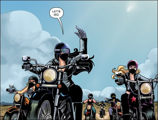 Betty & Veronica: Vixens Vol. 1 TPB