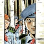 First Look: Black Badge #1 by Kindt & Jenkins (BOOM!)
