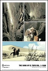 The Sons of El Topo Volume One: Cane First Look Preview 1