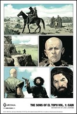 The Sons of El Topo Volume One: Cane First Look Preview 2