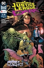 Justice League Dark #1 Cover