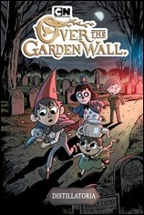 Over The Garden Wall: Distillatoria Cover